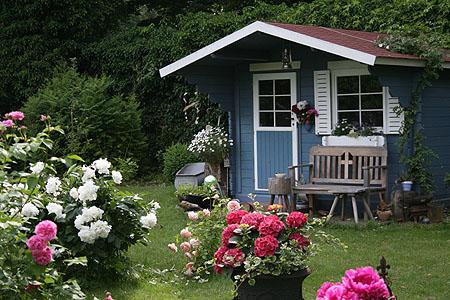 Mini Gartenhaus Geratehaus Blockhaus Aus Holz Selber Billig Bauen
